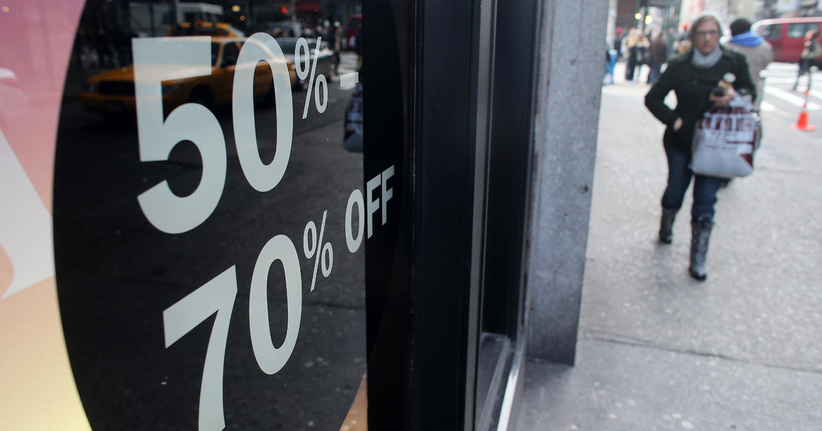 Retailers Struggling Through Their Toughest Year In A Decade Cbs News