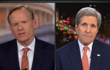 12/13: Kerry, Kasich, Luntz