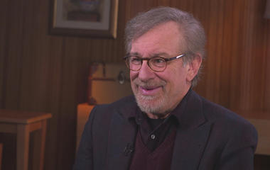 "How Steven Spielberg pitched ""Star Wars"" to Abrams"