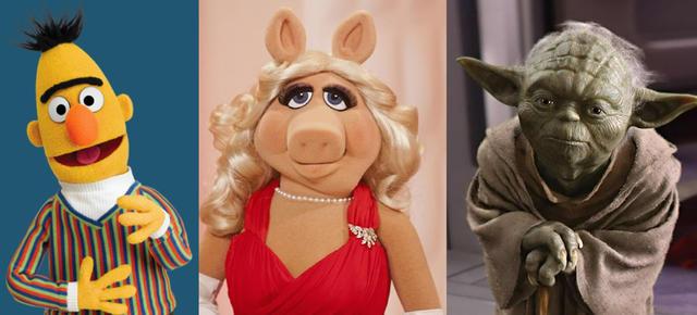 23  Yoda was almost a monkey -