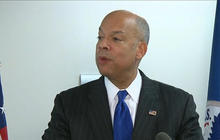 Homeland Security Secretary Jeh Johnson unveils modified terror alert system