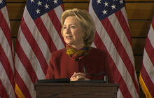 Hillary Clinton pushes for greater counter-terror intelligence sharing
