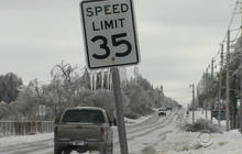 Western Oklahoma ice storm leaves thousands without power