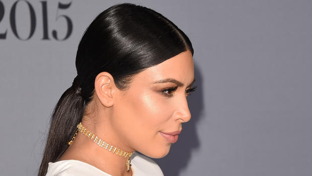 Stars Feud Over Kim Kardashian Wests Naked Selfie - Cbs News-9699