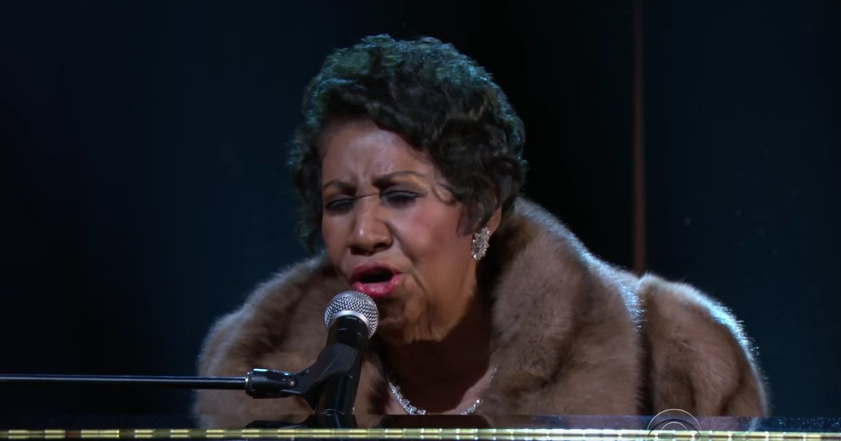 Aretha Natural Woman Kennedy Center