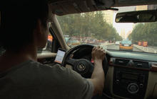 Uber sets course for China