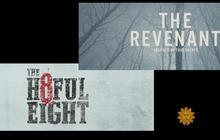 "David Edelstein on ""The Hateful Eight,"" The Revenant"""