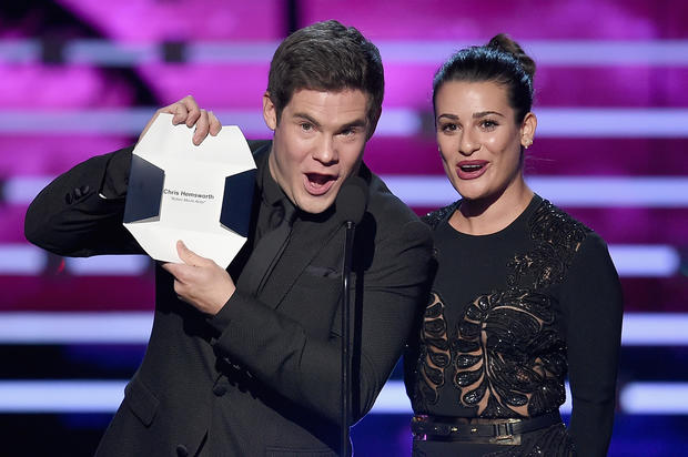 People's Choice Awards 2016 highlights