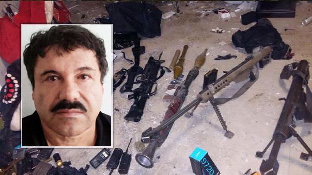 Mexican drug lord's brazen tunnel escape