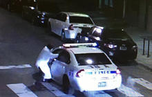 New picture shows moment Philadelphia police officer was shot