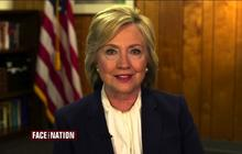 """Hillary Clinton on emails: """"There was no transmission of classified information"""""""