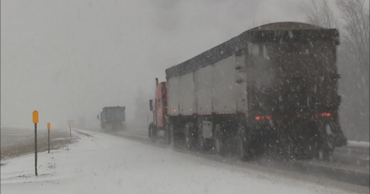 upstate new york blinded by lake-effect snow