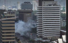 Alleged ISIS attack targets foreigners in Jakarta