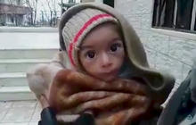 """Starvation as a weapon of war"" in Syria"