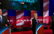 Highlights from Sunday's Democratic debate