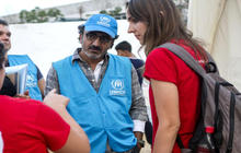 Chobani partners with Airbnb, MasterCard to help end refugee crisis