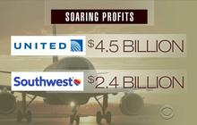 Oil prices drop, but airline ticket prices have not
