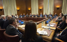 Peace talks open amid mounting deaths in Syria (Warning: Graphic Content)