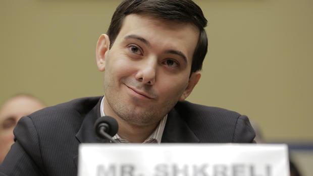 The many smirks of Martin Shkreli