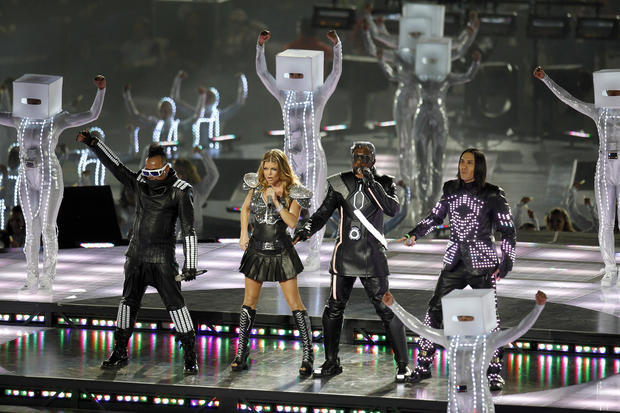 Best and worst Super Bowl halftime shows