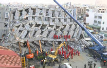 Hundreds missing after deadly Taiwan earthquake