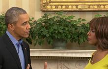 President Obama on North Korea missile threat, Zika virus