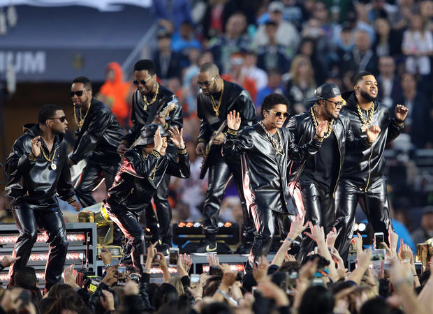 Super Bowl 50 halftime show
