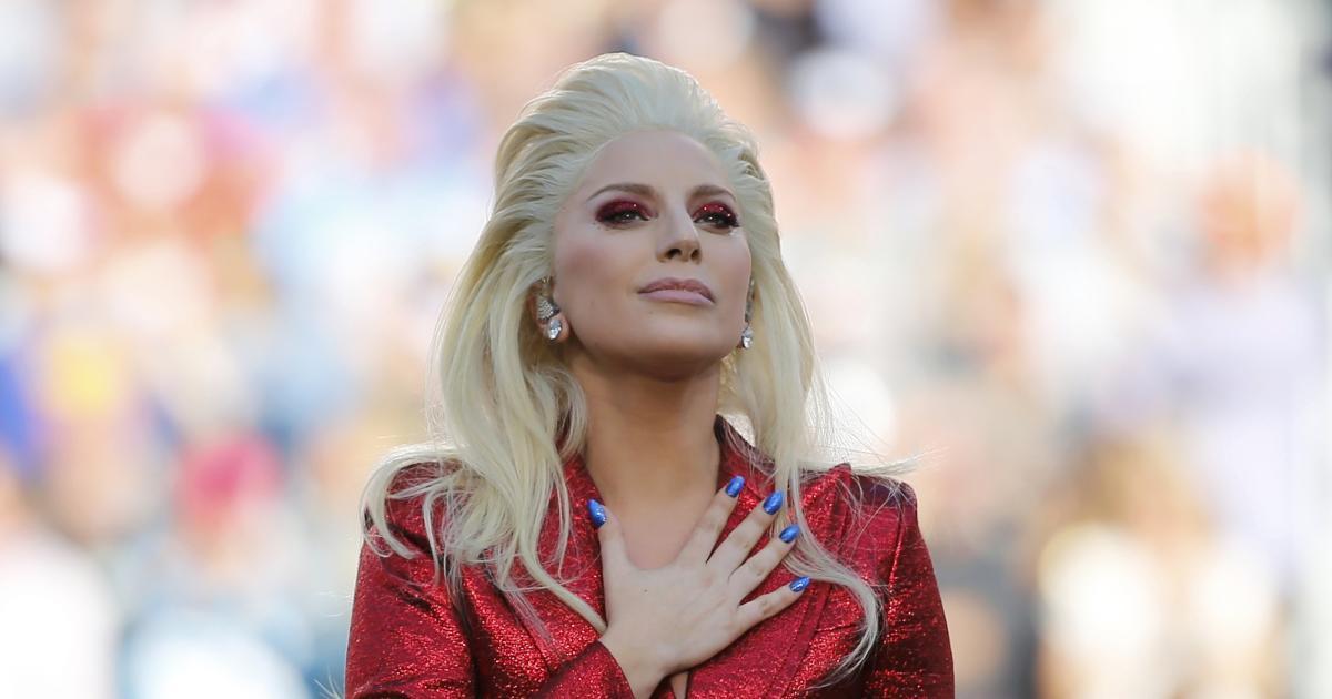 Super Bowl 50 Stars React To Lady Gaga Singing National Anthem