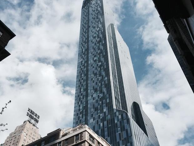 10 of the tallest residential buildings in the U.S.