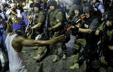 Department of Justice sues city of Ferguson