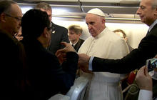 Pope Francis embarks on historic Mexican visit