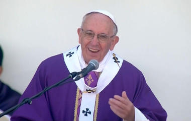 Pope taking on Mexican drug war