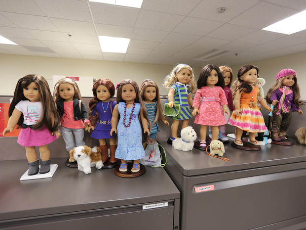 A new American Girl doll debuts