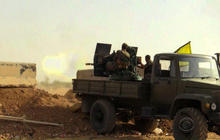 Video emerges of U.S.-backed groups clashing in Syria