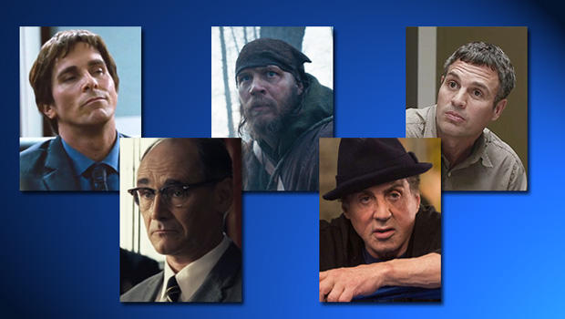 Oscars 2016: Take our Best Supporting Actor poll - CBS News