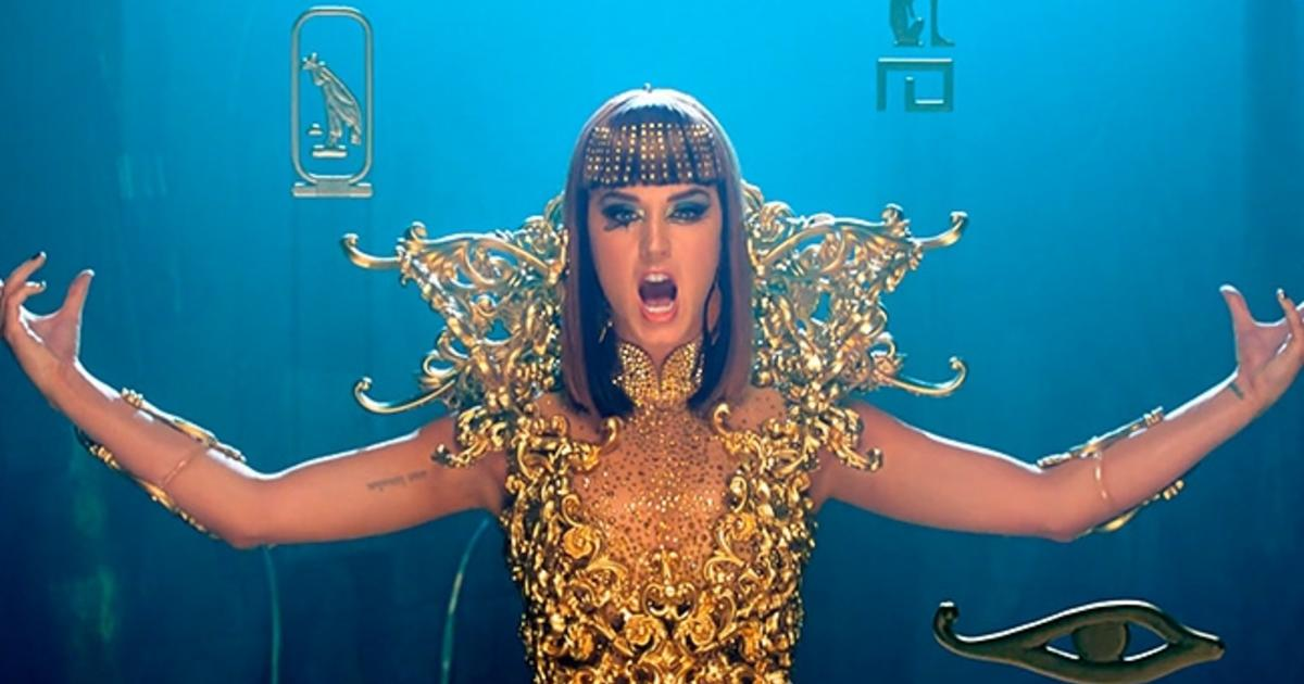 Katy Perry Did Not Rip Off Dark Horse From Christian Rap Song