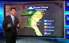 Severe weather sweeps across southern states