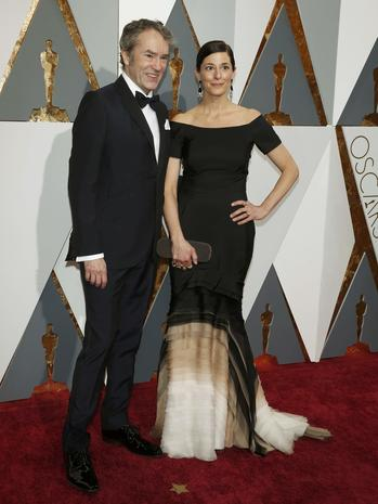Oscars 2016 red carpet