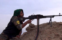 U.S.-backed group in Syria overtakes ISIS towns