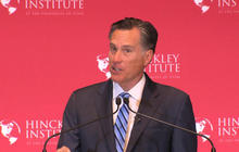 Mitt Romney to GOP: Don't pick Donald Trump