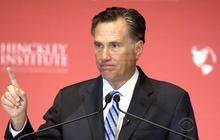 Mitt Romney vs. Donald Trump