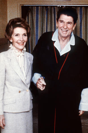 Nancy Reagan 1921-2016