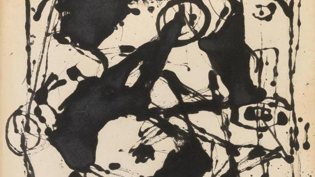 The art of Jackson Pollock