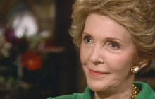 Nancy Reagan: The 60 Minutes interview
