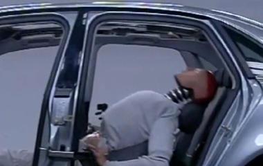 Deadly car defect threatens backseat passengers