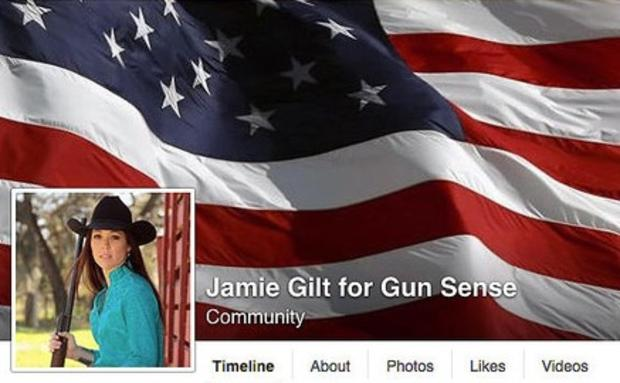 A Facebook page that has since been taken down shows a Florida mother who told authorities she was shot by her 4-year-old son while she was driving.