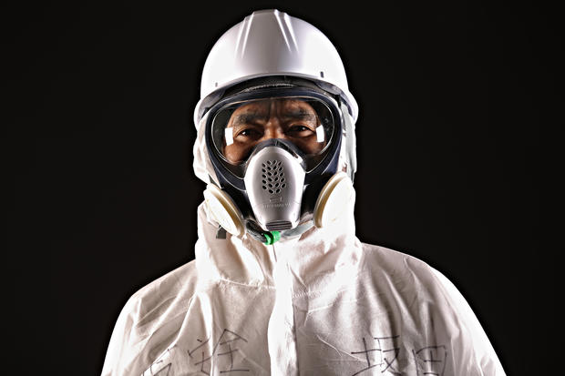 The Fukushima disaster workers