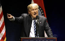 Protests and violence mar Donald Trump rallies