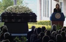 Patti Davis speaks at mom Nancy Reagan's funeral
