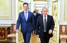 Russia orders troop withdrawal in Syria